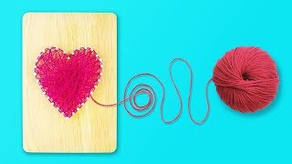 20 САМОДЕЛЬНЫХ ВАЛЕНТИНОК И ПОДАРКОВ, КОТОРЫЕ ПОРАДУЮТ ВАШИХ ЛЮБИМЫХ