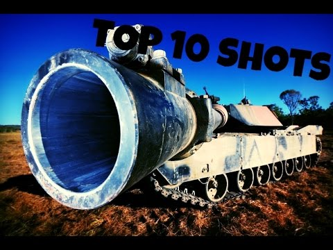 Battlefield 4| Tank Gameplay| TOP 10 shots