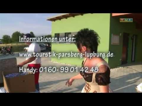 Tv Lupburg einweihung u eröffnung grill zeltplatz parsberg lupburg am