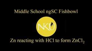 Middle School ngSC Fishbowl Video (ZnCl2)