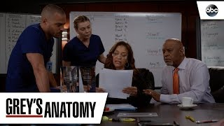 Solution to Harper Avery Issue – Grey's Anatomy Season 14 Episode 21