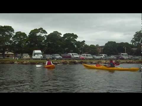 2012_02 07 Narara Ck From Gosford Sailing Club NSW