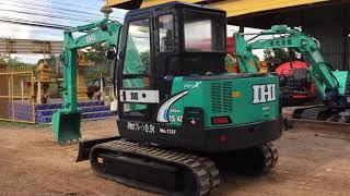 รถขุด IHI IS40GX(ขนาด 4ตัน) รถนอกนำเข้า ราคา480,000 บาท ติดต่อ (อนุชา) 085-195-7240