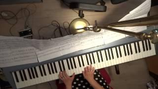 DAVID GUETTA & SHOWTEK - SUN GOES DOWN - Piano cover & Piano sheet
