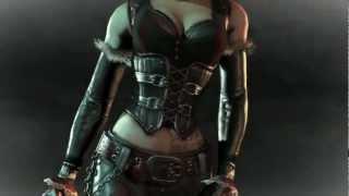 Batman: Arkham City Harley Quinn's Revenge Teaser Trailer