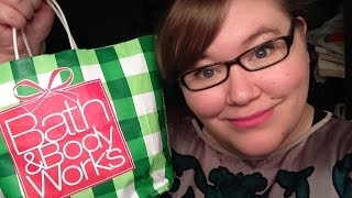 Bath & Body Works Semi Annual Sale Haul! Winter 2013/2014! Thumbnail