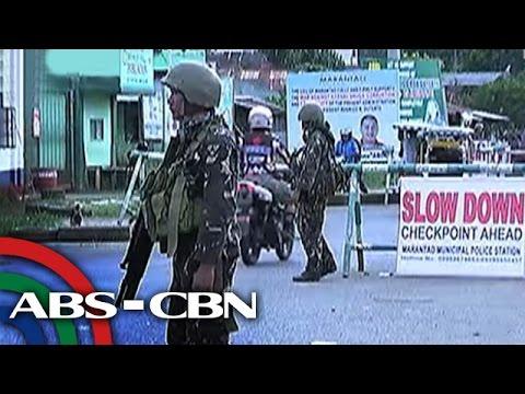 TV Patrol: Lanao del Sur, binabantayan dahil sa ulat na may rebelde