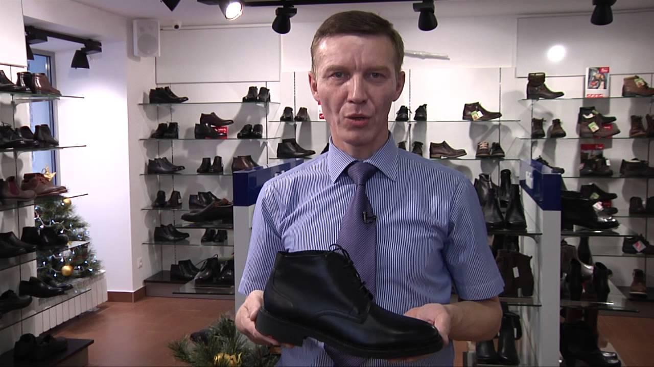 4af813a5f Мужские зимние ботинки Lloyd (Jim) артикул 21-655-00 в интернет-магазине  snoufa.ru - YouTube