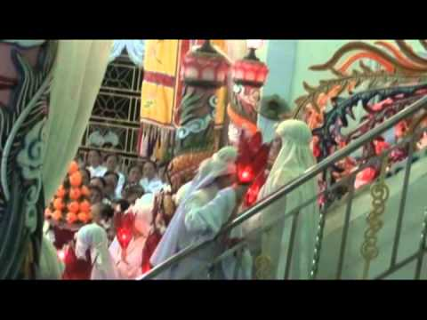 Lễ vía Đức Diêu Trì Kim Mẫu - Hội Yến Bàn Đào 2012