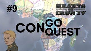 HoI4 - Modern Day - Congo Conquest - Part 9