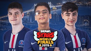 PSG ESPORTS BRAWL STARS WORLD CUP IN BUSAN