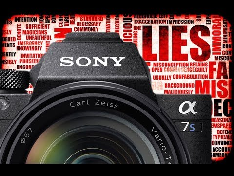 The Sony A7S III Deception