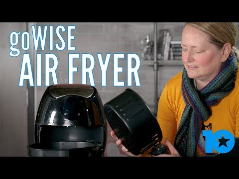 REVIEW: goWISE Air Fryer