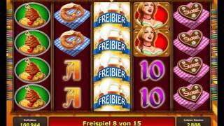 Freibier kostenlos spielen - Novomatic / Novoline