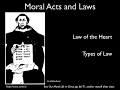 09-Law of the Heart and Types of Law