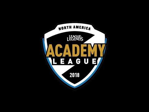 CGA vs. FLYA   Quarterfinals Day 1   NA Academy Summer Split (2018)