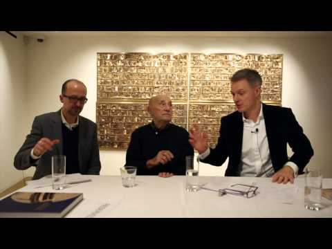 Arnaldo Pomodoro Talk @TornabuoniArt - London