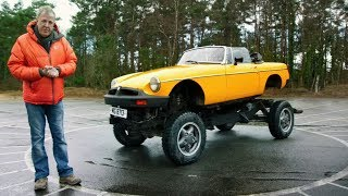 SUV Sports Car Invention By Jeremy Clarkson #suv