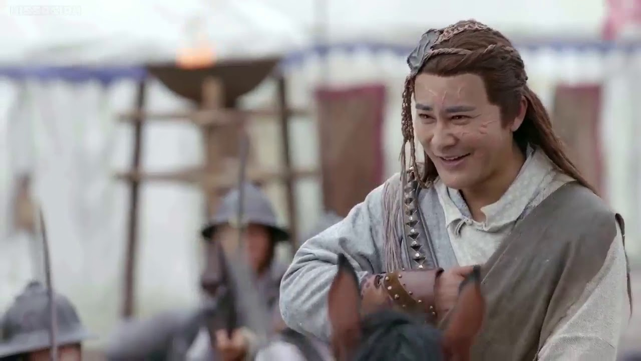 Download Heavenly Sword And Dragon Sabre Ep 48