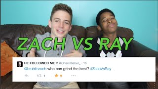 Zach Vs Ray