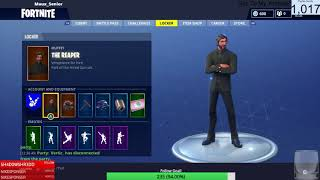 I UNLOCKED JOHN WICK and TIER 100 CHALLENGES! (Fortnite Battle Royale)