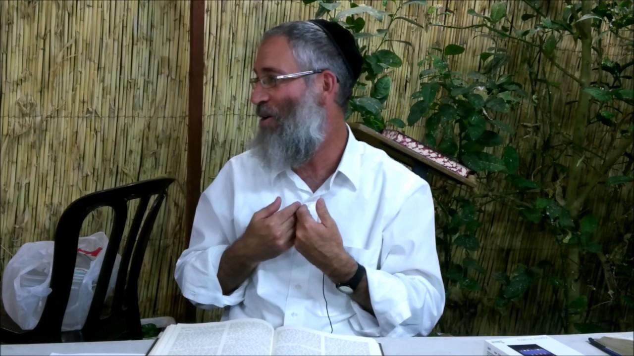 הרב משה אורן - ברסלב ליקוטי מוהרן - HD
