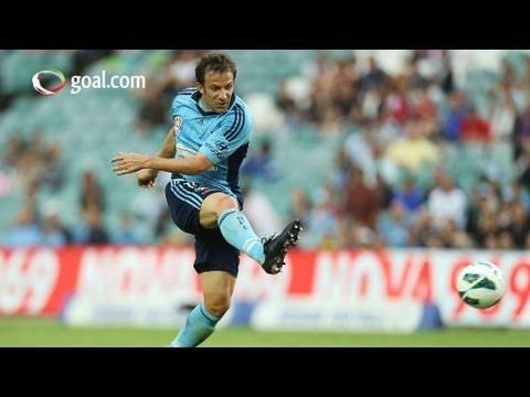 Top 10 Del Piero A-League goals
