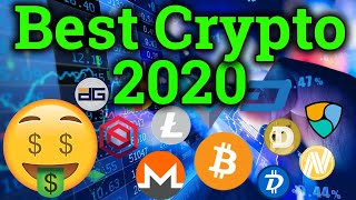 Top cryptocurrency april 2020