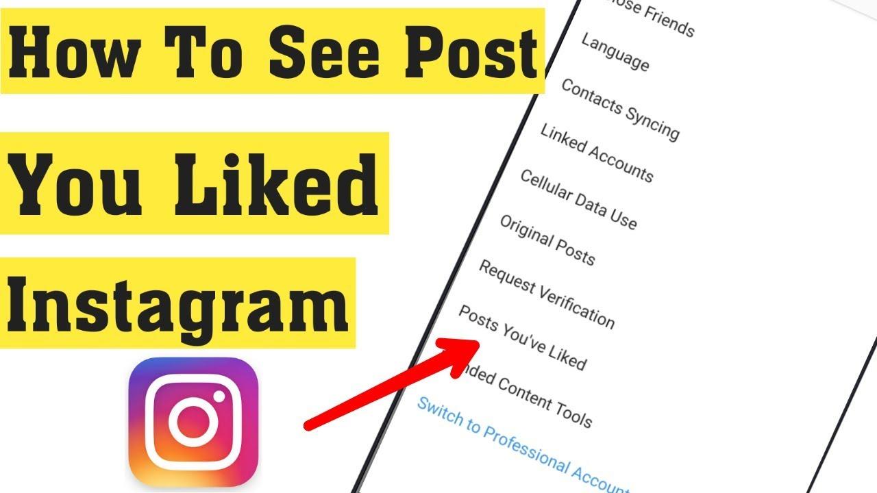 Liked on Instagram