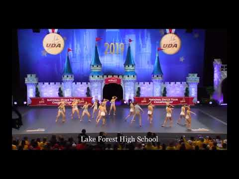 Lake Forest High School - Large Varsity Jazz Finals 2019
