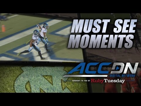 UNC's Tim Scott Scoops and Scores | ACC Must See Moment