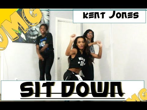 Sit Down- Kent Jones- Choreo by Lonnie Alex
