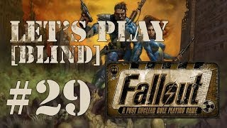 Let's Play Fallout 1 [blind](part 29 - Weeding The Hub)