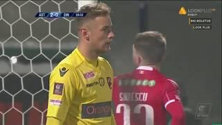 Interventie excelenta a lui Vlad Mutiu! Astra Giurgiu - Dinamo Bucuresti
