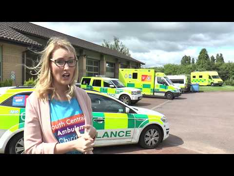 The South Central Ambulance Charity calls for Volunteers