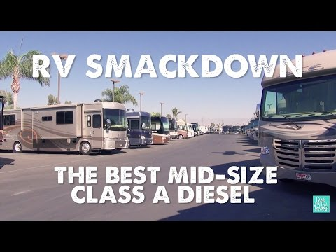Fantastic Gas Vs Diesel  Which Is A Better Fit For Your Full Time Rv