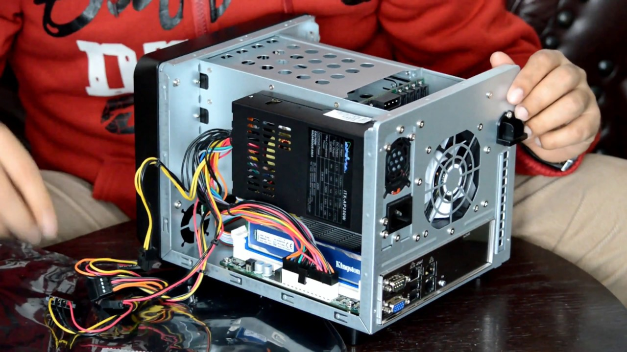 How to build your own NAS Server on a budget! (Less than $700)