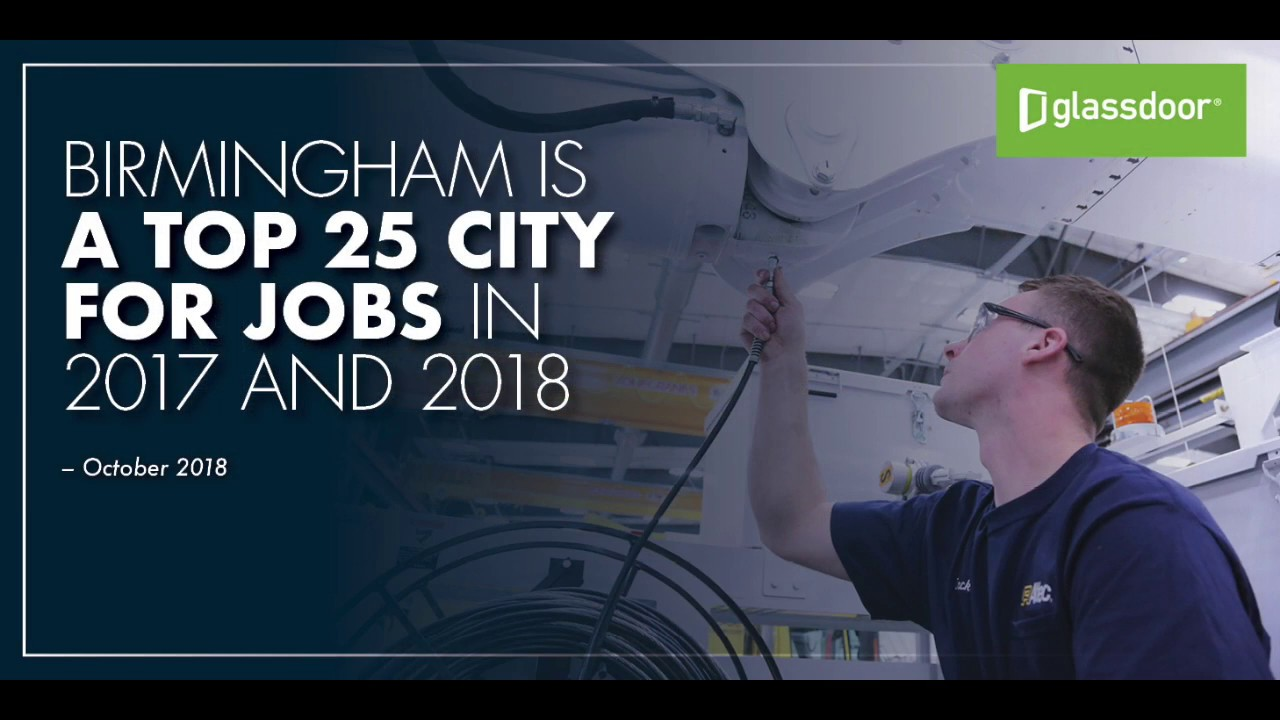 Birmingham Business Alliance launching a talent recruitment