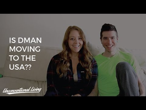 Is Dman Moving To The USA? Our Future Plans