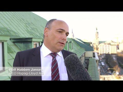 Interview with CEO Rolf Habben Jansen | Hapag-Lloyd