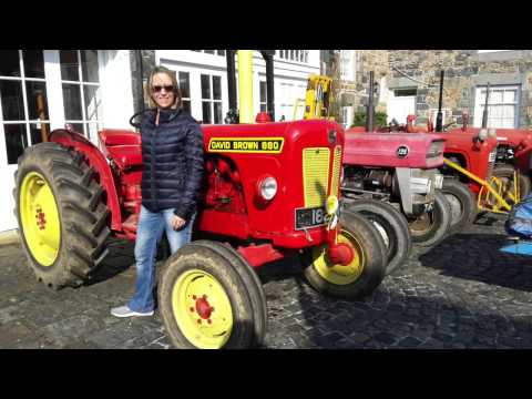 GUERNSEY VINTAGE AND CLASSIC TRACTOR CLUB