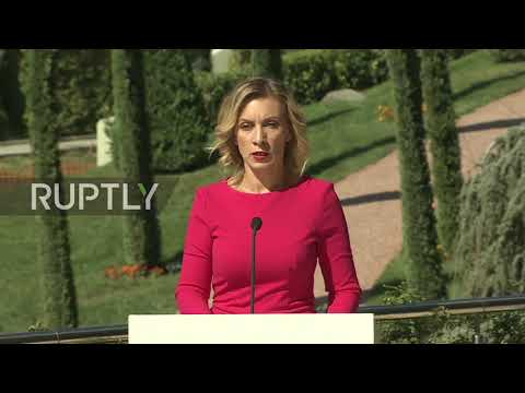 Russia: SAA advance over Euphrates River in latest push against IS - Zakharova