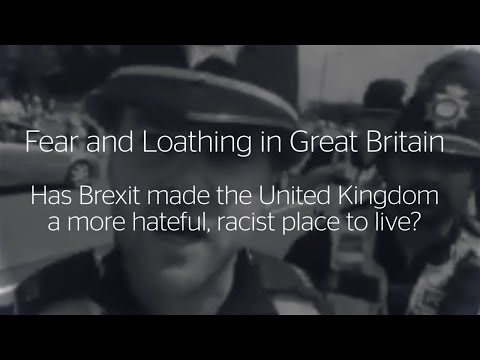 Fear and Loathing in Great Britain