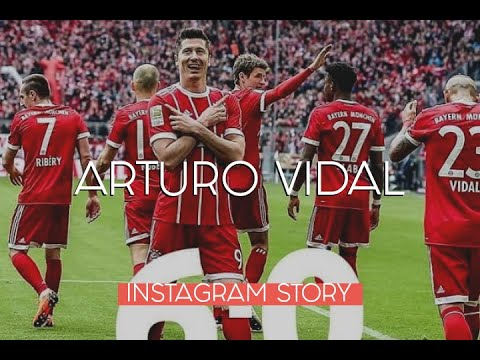 Arturo Vidal Snapchat Story thumbnail