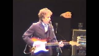 "Bob Dylan LIVE ""Can't Wait"" 15 April 1999 Valencia Spain"