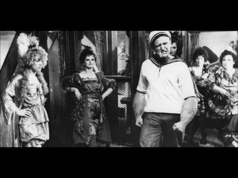 Harry Nilsson - I Yam What I Yam (Instrumental) - Popeye Unreleased Demo