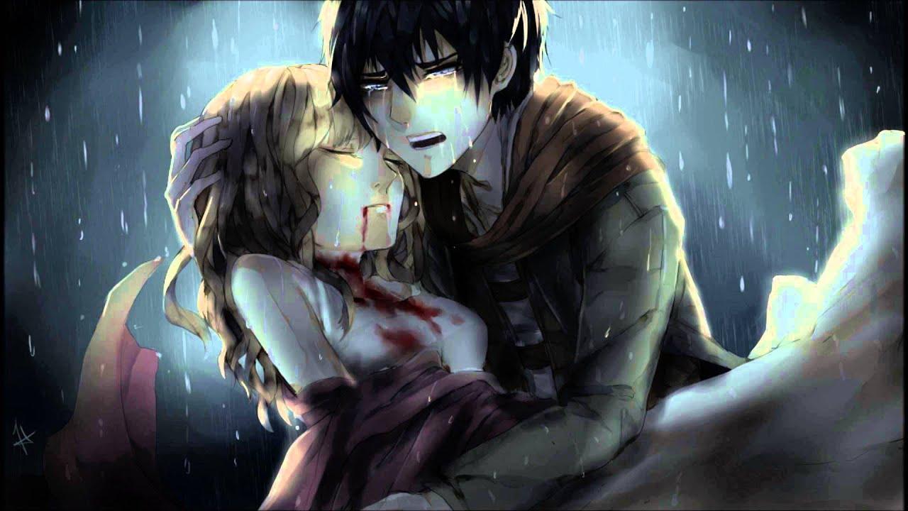 Rain Boy And Girl Wallpaper Nightcore Don 180 T Let Me Go Youtube
