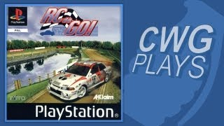 RC de GO! (PS1) - CWG Plays [Matt & Ryan]
