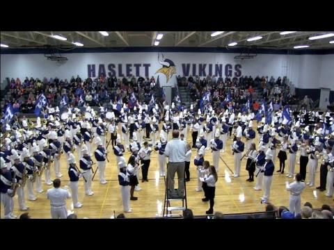 Haslett High School Band - Fall Festival of Bands