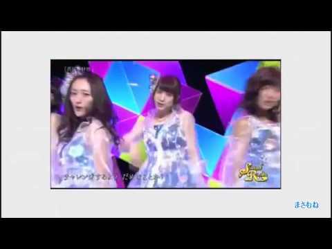 AKB48 NMB48  「高嶺の林檎」 140317 0